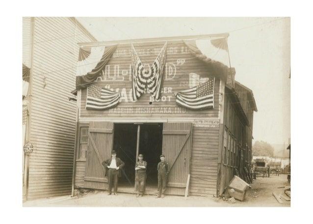 Blacksmith Heritage, 1870s-1930s