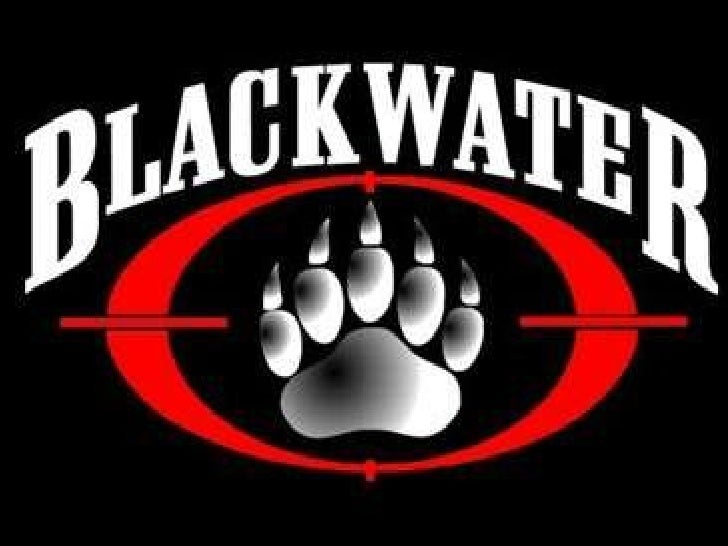 Blackwater And The Next Steps