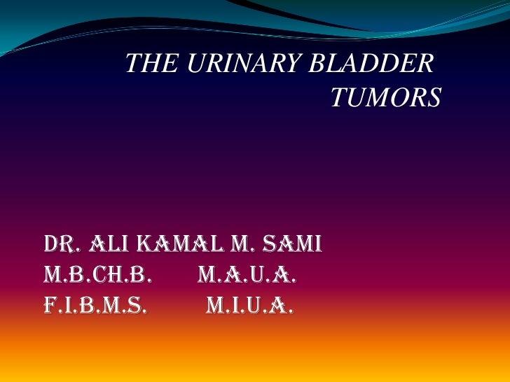 Bladder tumor