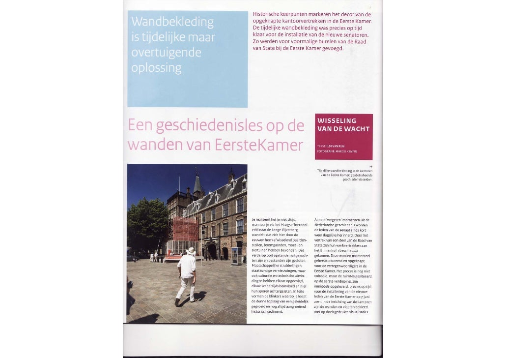 Blad Smaak Nr52 07 2011artikel Ilse V Rijn