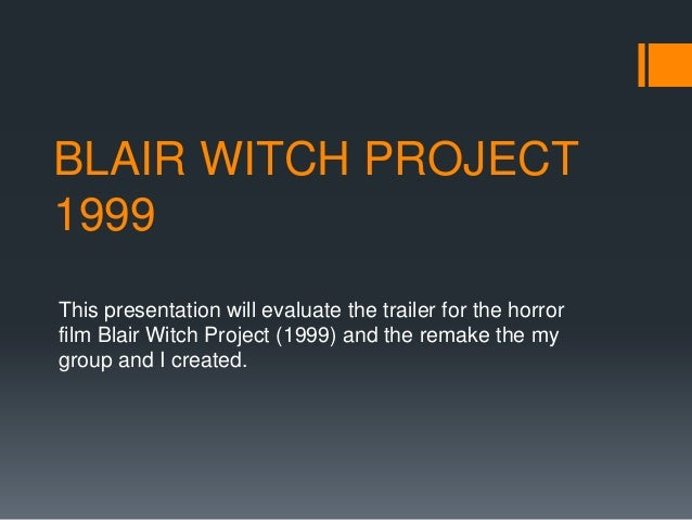 witch project