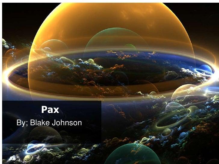 Blake powerpoi