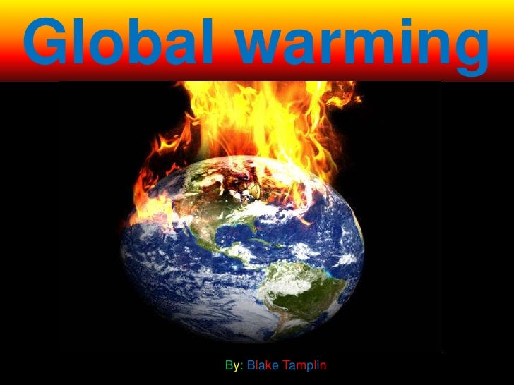 Essays On Global Warming