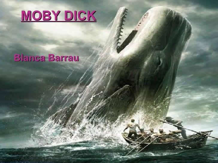 MOBY DICK Blanca Barrau