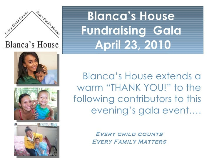 Blanca's House Visual Journal
