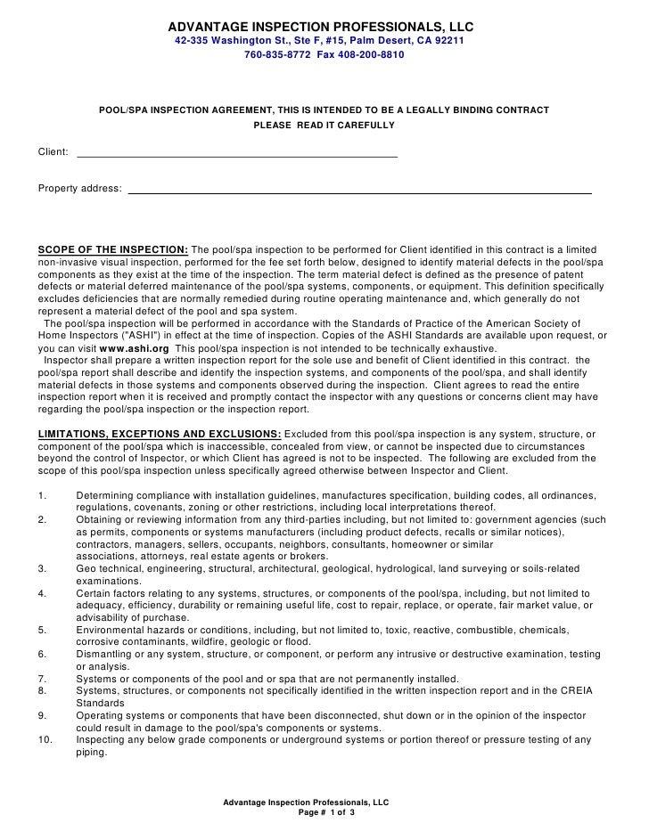 ADVANTAGE INSPECTION PROFESSIONALS, LLC                               42-335 Washington St., Ste F, #15, Palm Desert, CA 9...