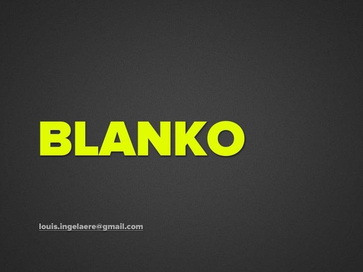 BLANKOlouis.ingelaere@gmail.com