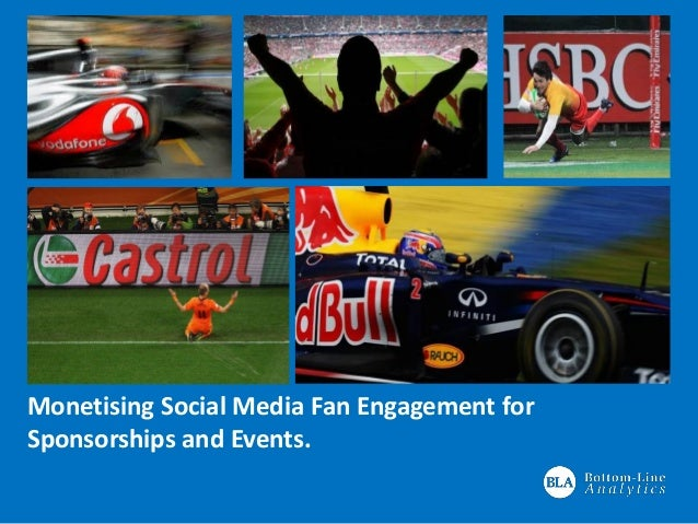 Monetising Social Media Fan Engagement forSponsorships and Events.