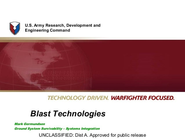Blast technologies wiaman