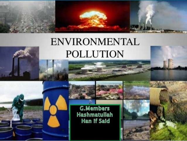 Environmenatl Pollution