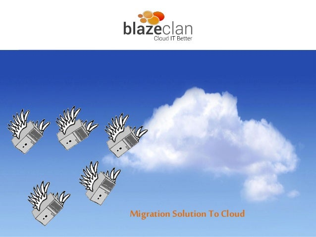 Cloud Migration Strategy - IT Transformation with Cloud