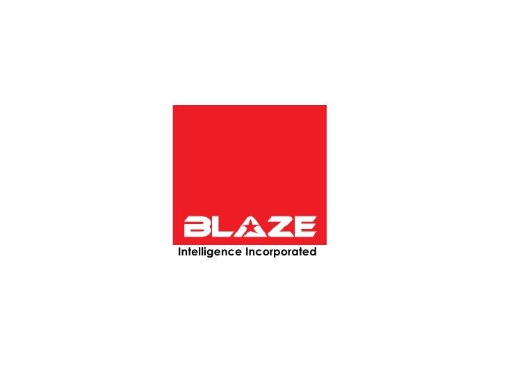 Blaze Automation Solar Power Fencing Presentation