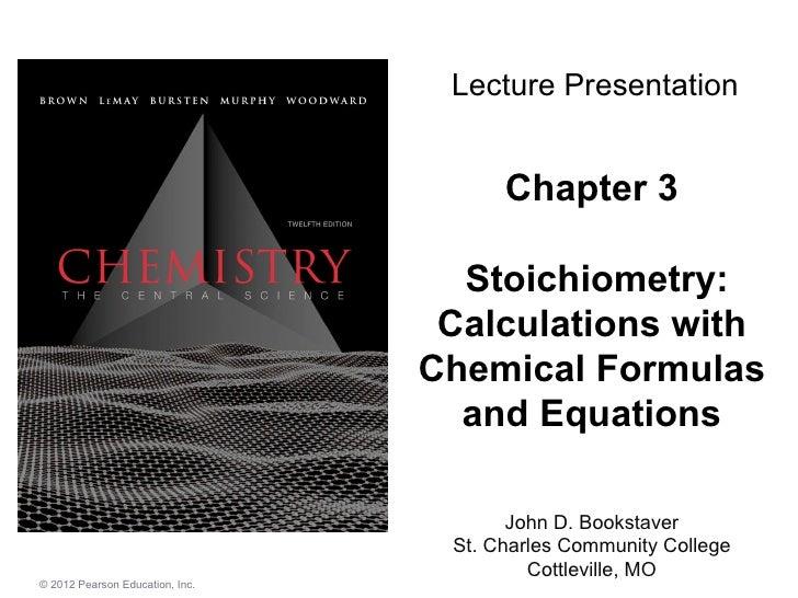 Blb12 ch03 lecture