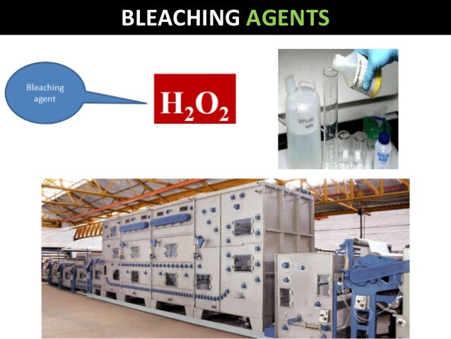 Bleaching agents