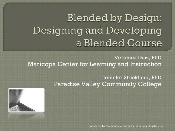 Blended By Design