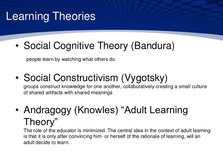 educational technology theories and theorists essay Educational psychology educational psychologists apply theories of human how is in-person learning different from remote learning using technology.