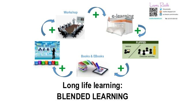 Long life learning: BLENDED LEARNING Workshop Books & EBooks
