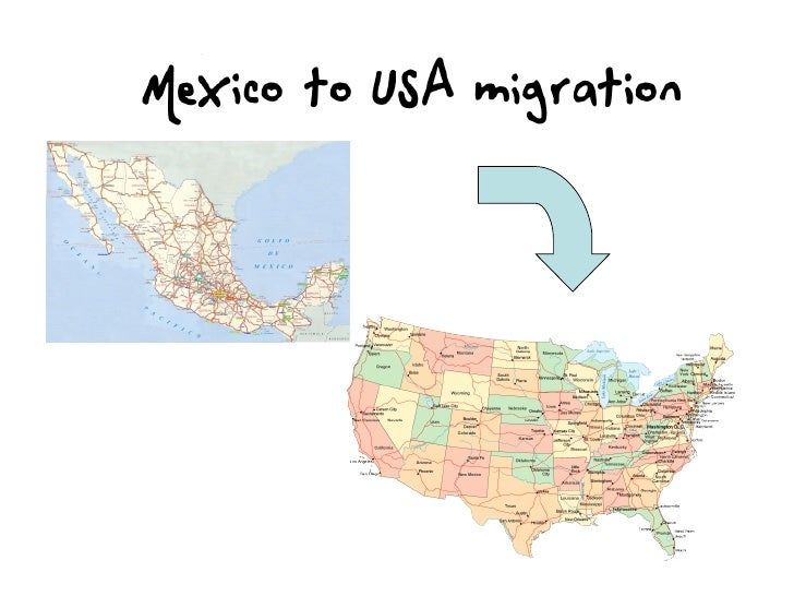 population and migration of mexico and To those of us who have studied the largest wave of immigration in  the  population of mexican immigrants in the united states is larger than.