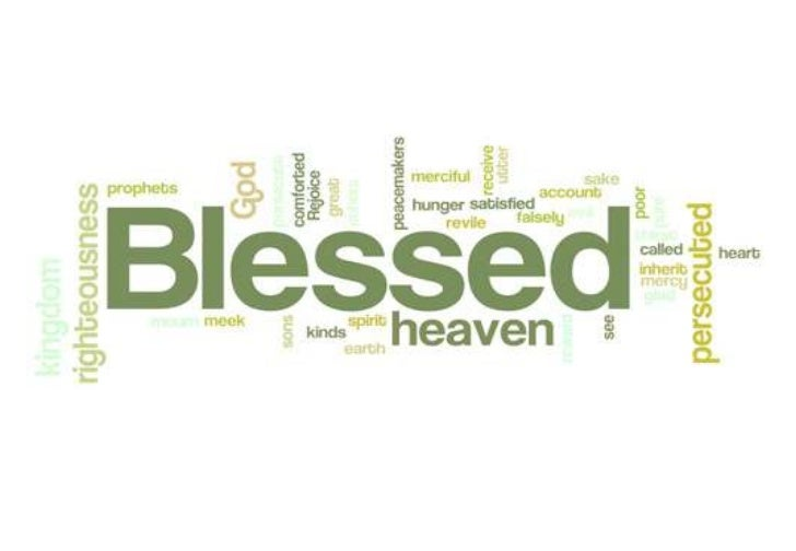 Blessed are the meek – Matthew 5:5