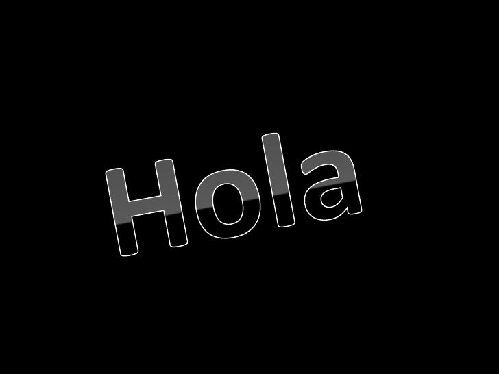 Hola<br />