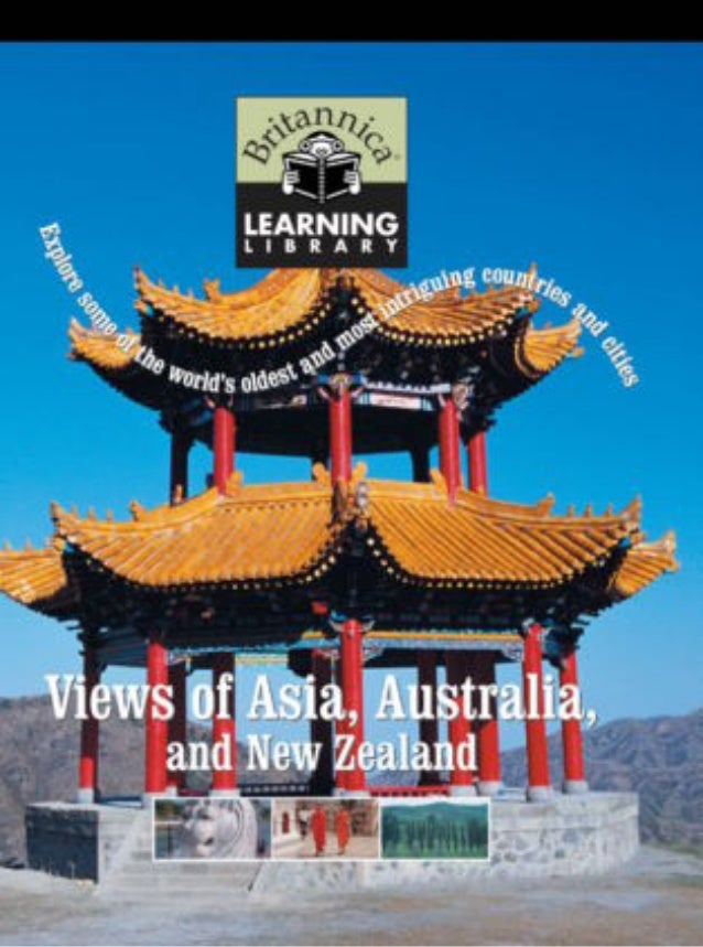 Bll 11   views of asia, australia and new zealand