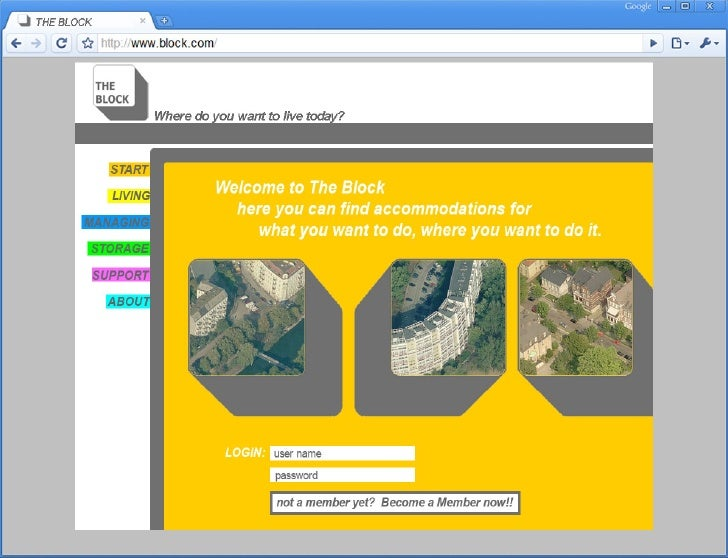 Blockwebsite