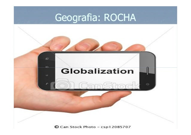 Geografia: ROCHA