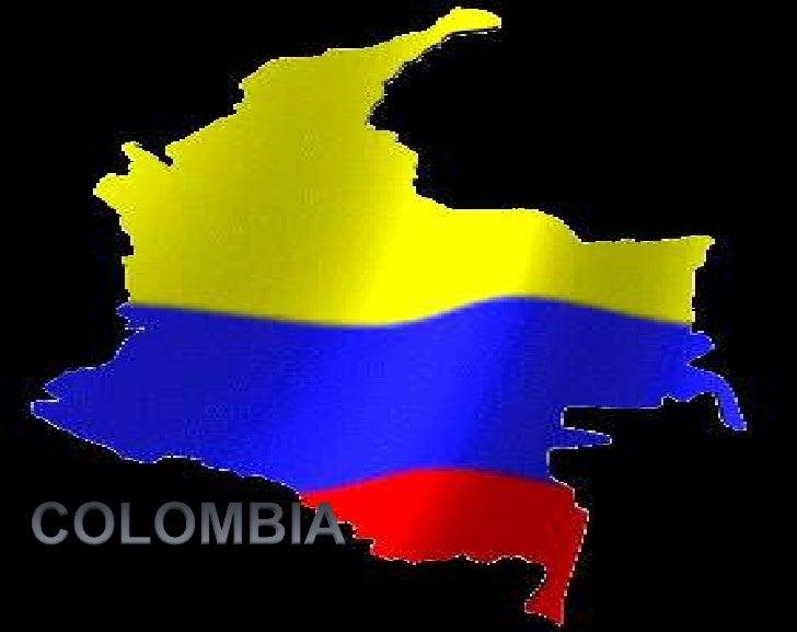 COLOMBIA 1. El nombre de Colombia significa tierra de Cristóbal Colón y fue concebida por Francisco de Miranda para nombra...