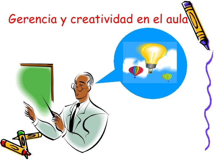 Presentación de creatividad