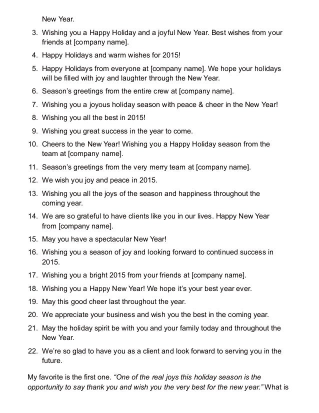What To Write On A Christmas Card For Your Boss] How To Write ...