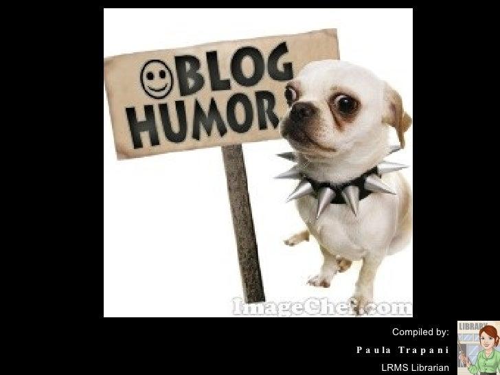 Blog Humor