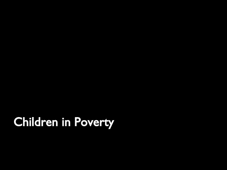 Blogactionday2008 - Born into poverty