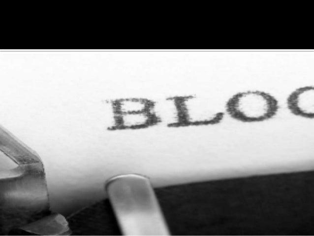 Blog ale