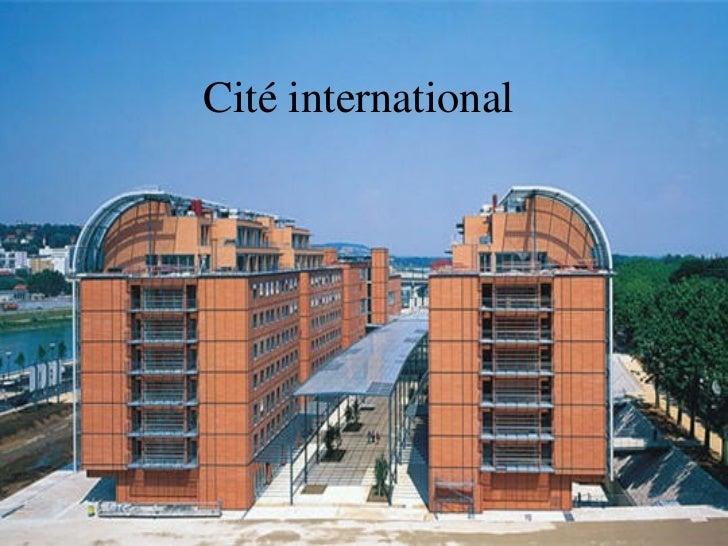 Cité international