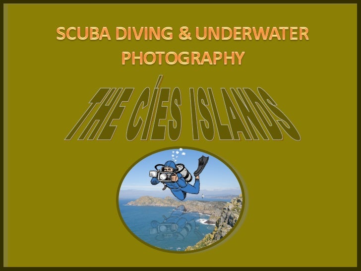 Underwater Photography - The Cies Islands