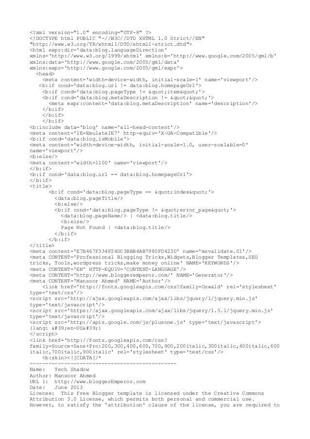 "<?xml version=""1.0"" encoding=""UTF-8"" ?> <!DOCTYPE html PUBLIC ""-//W3C//DTD XHTML 1.0 Strict//EN"" ""http://www.w3.org/TR/xht..."