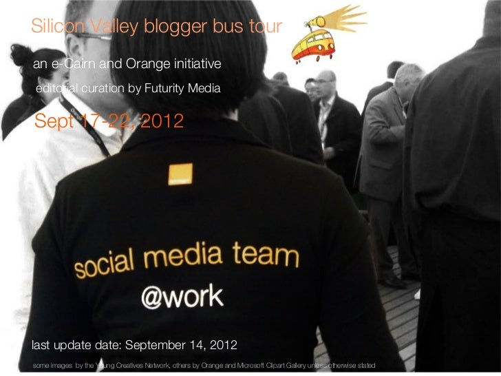 [En] San Francisco Blogger Tour presentation