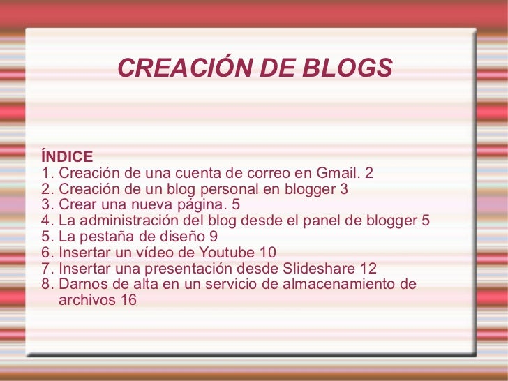 Blogger pilar y carmen
