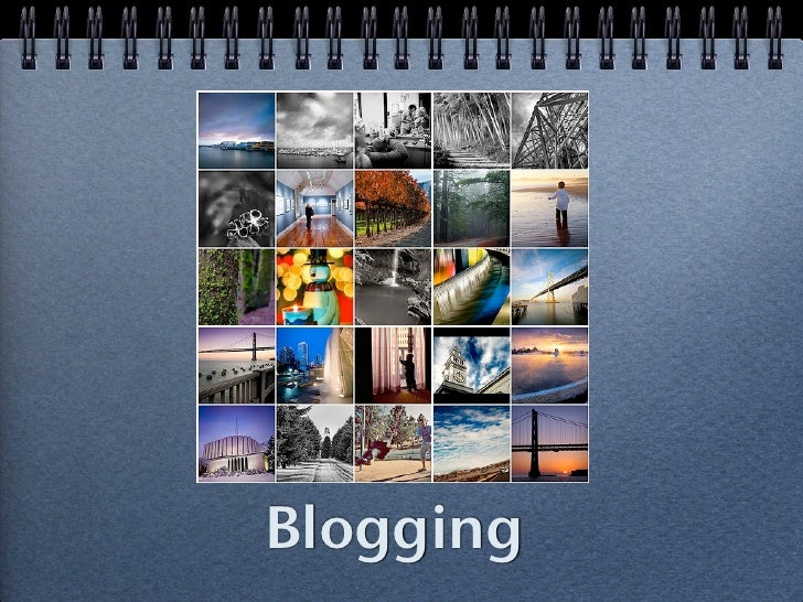 Intro to Blogging 6th