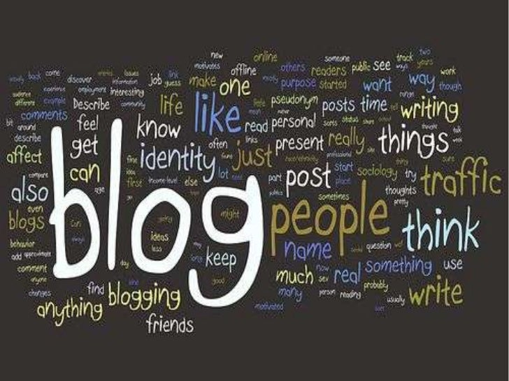 What is a Blog?A blog is a type of website or part of a website.Usually maintained by an individual with regular entries o...