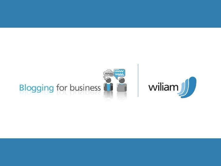 Blogging And Business
