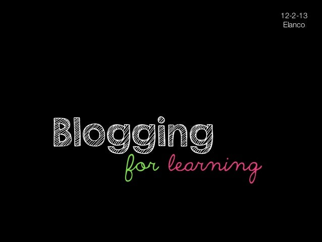 BloggingIntroDec2Elanco