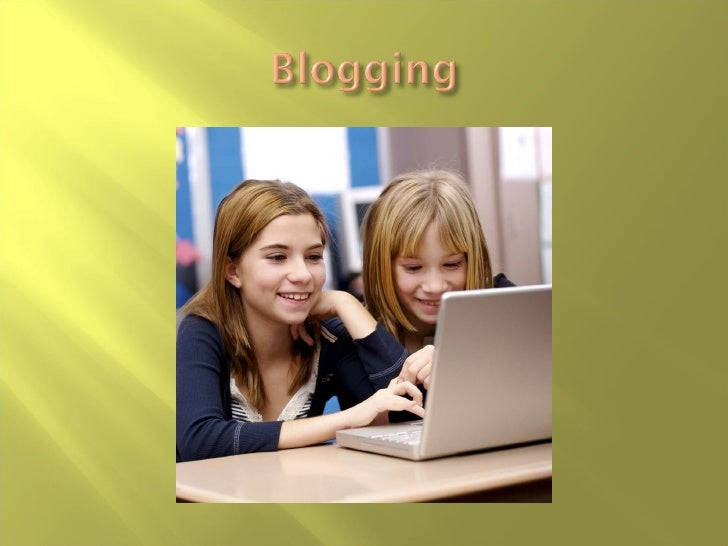 Blogging Ms 2003
