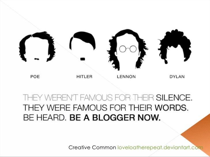 Creative Common  loveloatherepeat.deviantart.com