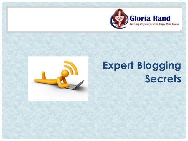 Expert BloggingSecrets
