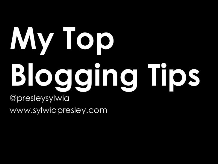 Blogging Tips for ActionAid UK Tea Party