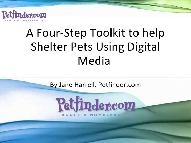 Blog Paws 2010 West - Helping Shelter Pets Using Social Media - Jane Harrell