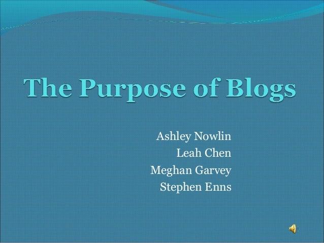 Ashley Nowlin Leah Chen Meghan Garvey Stephen Enns