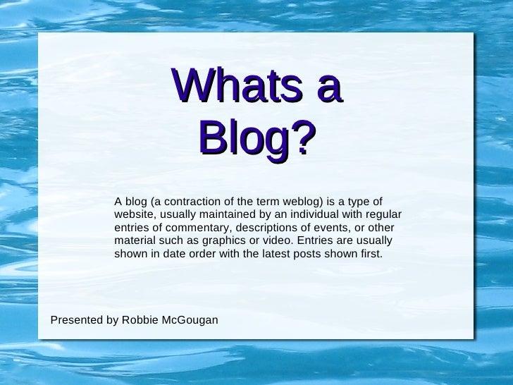 blogs_by_rmcgougan