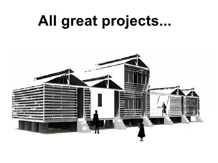All great projects...